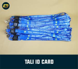 Sablon Tali ID Card Satuan