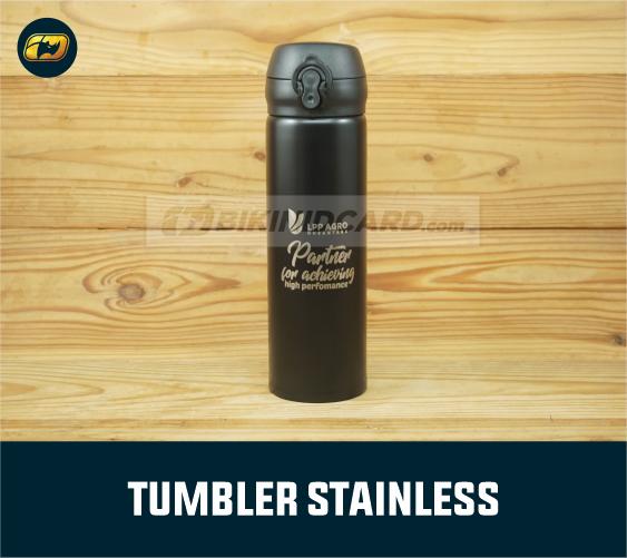 cara membersihkan tumbler stainless