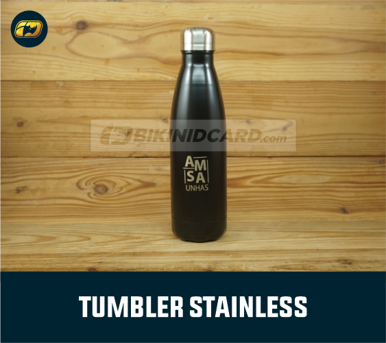 contoh tumbler stainless