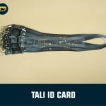tali id card polyester