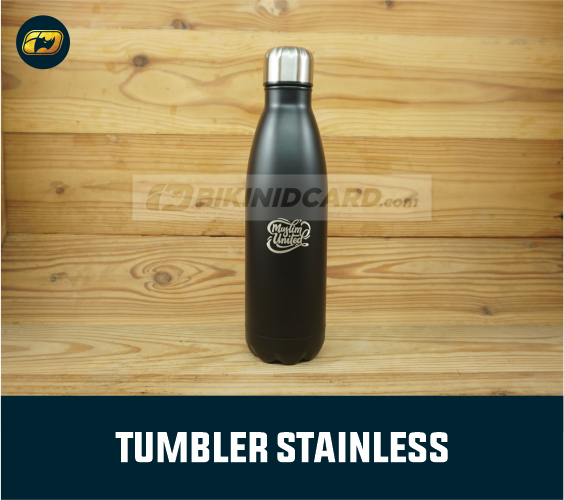 tips membersihkan tumbler stainless