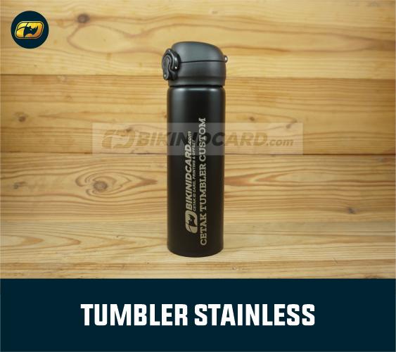 tumbler stainless adalah
