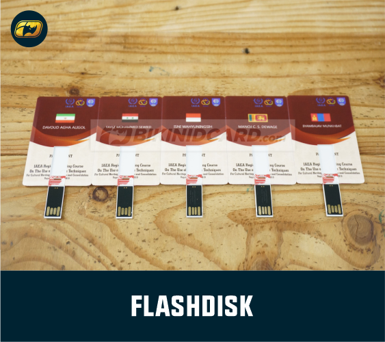 Flashdisk Custom doorprize 17an