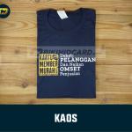 Merchandise Kaos