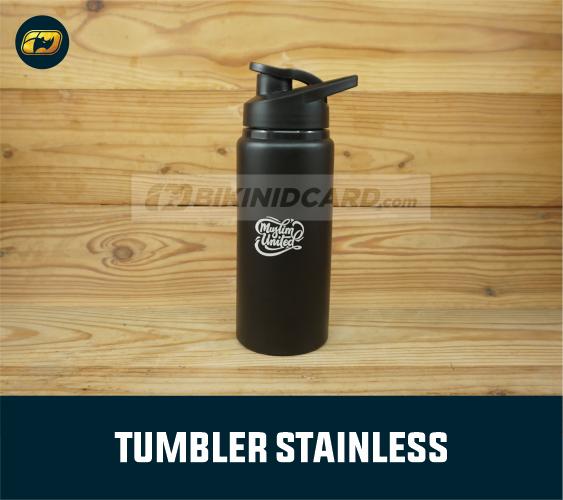 tumbler stainless sport
