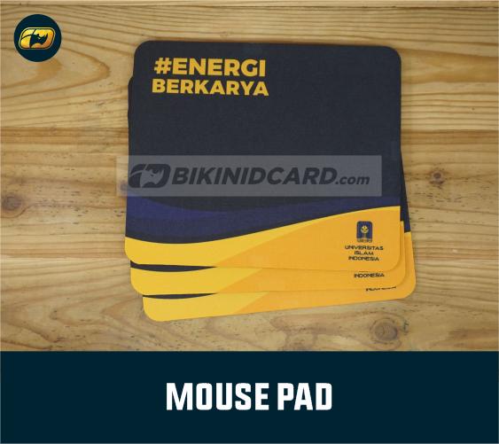 Desain Mousepad Promosi