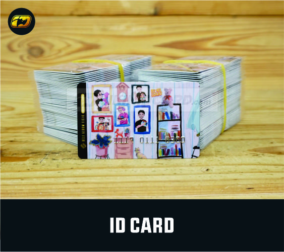 Member Card KPOP