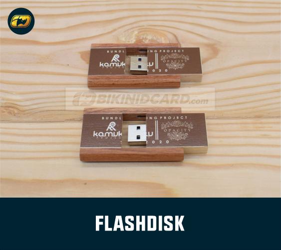 flashdisk kayu custom