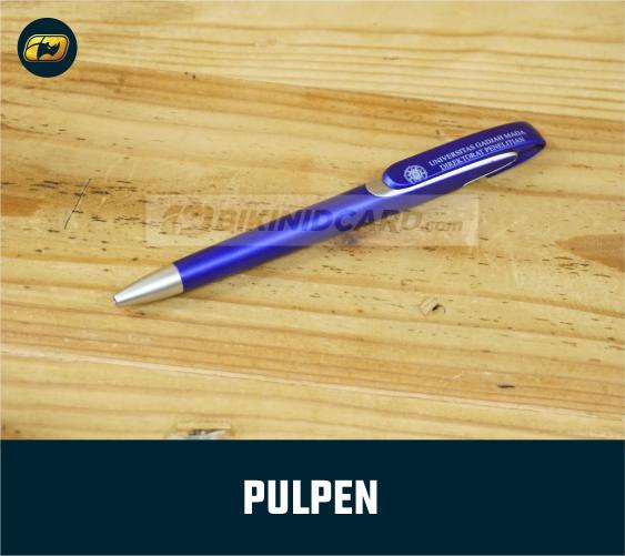fungsi cetak pulpen custom