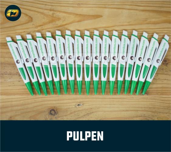 fungsi pulpen seminar kit