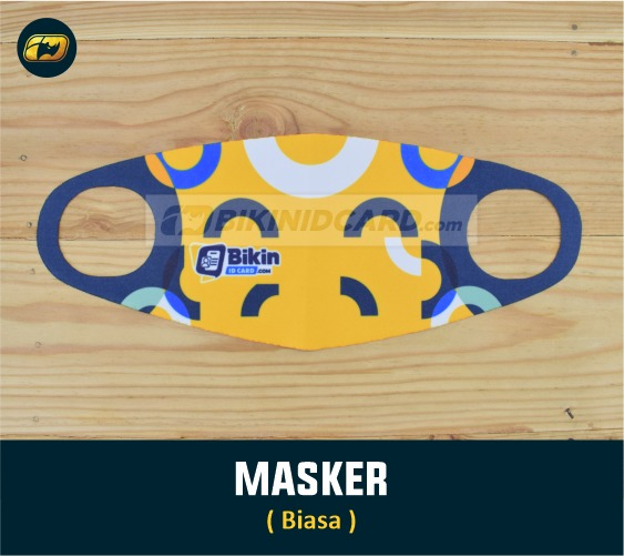 masker scuba custom