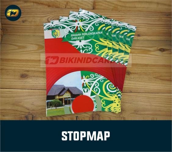 stopmap kertas