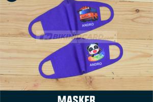 Masker Anak Scuba