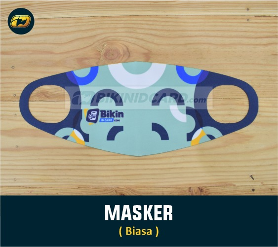 Bikin Masker Mulut Keren Pake Desain Punya Sendiri
