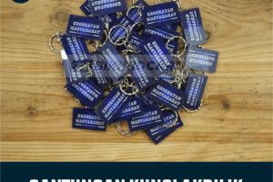 Gantungan Kunci Akrilik Print UV