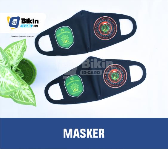 jenis masker fashion dari bahan kain