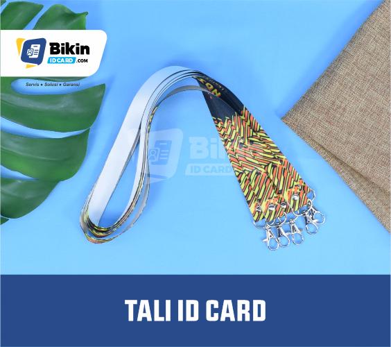jenis tali id card bandung