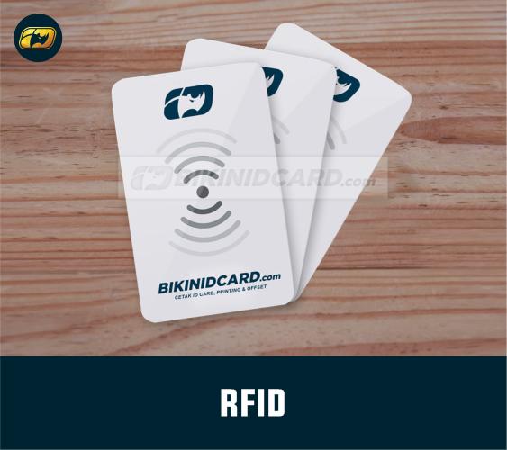 penggunaan id card dari pvc