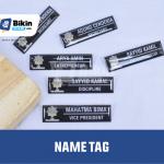 ukuran name tag