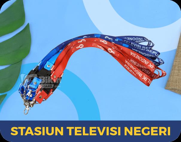 TALI ID CARD STASIUN TELEVISI NEGERI