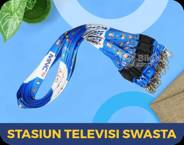 TALI ID CARD STASIUN TELEVISI SWASTA