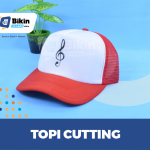 Topi Cutting Sticker