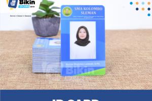 ID Card Keren untuk Karyawan