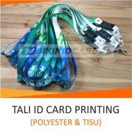 TALI ID CARD PRINTING