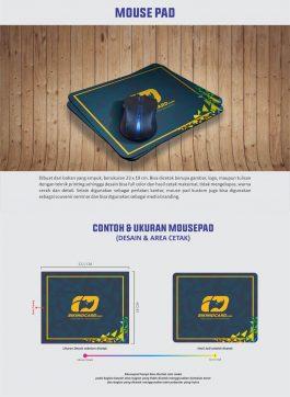 area desain mousepad